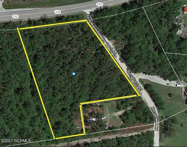 1 Berry Patch Road, Hampstead, NC 28443 (MLS #100284071) :: Vance Young and Associates