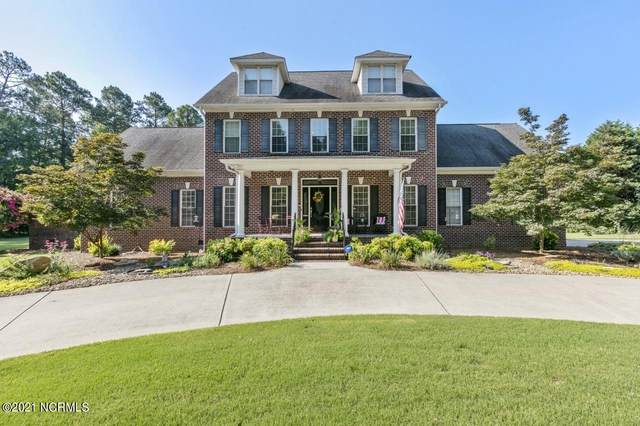 3105 Audubon Place NW, Wilson, NC 27896 (MLS #100284091) :: The Oceanaire Realty