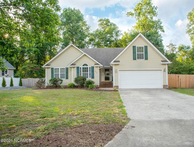 602 Lancelot Drive, Greenville, NC 27858 (MLS #100284096) :: The Oceanaire Realty