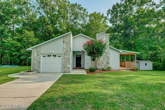 858 Mill River Road, Jacksonville, NC 28540 (MLS #100284126) :: The Oceanaire Realty