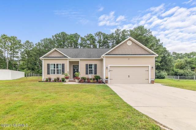 110 Quail Hollow Drive, Jacksonville, NC 28540 (MLS #100284132) :: The Oceanaire Realty