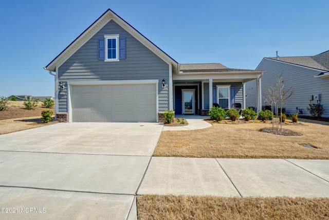 3609 Old Sand Mine Drive, Wilmington, NC 28412 (MLS #100284135) :: Great Moves Realty