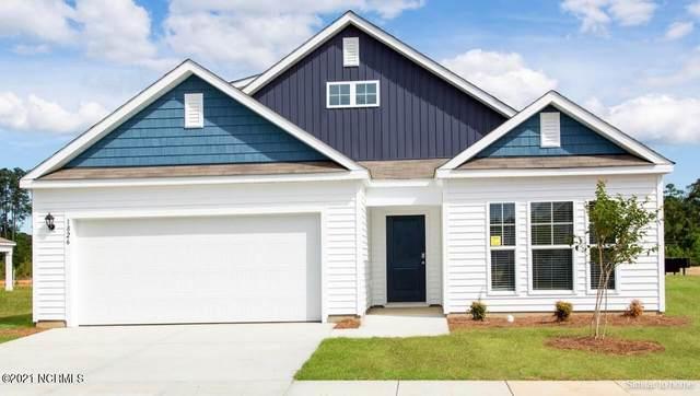 1100 Forest Glen Drive NE Lot 93, Leland, NC 28451 (MLS #100284137) :: Watermark Realty Group