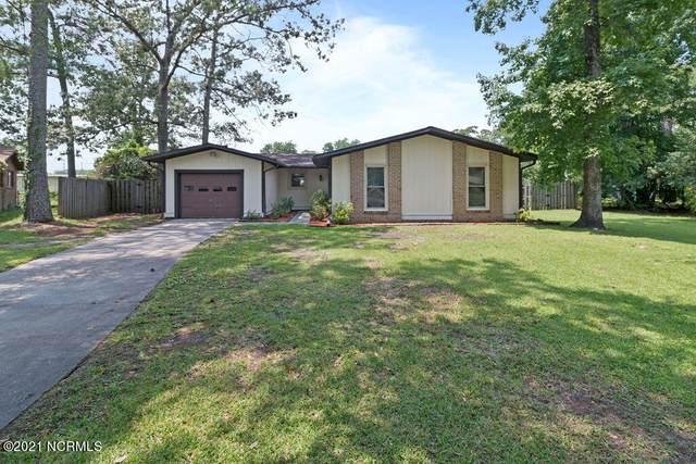 89 Sterling Road, Jacksonville, NC 28546 (MLS #100284178) :: RE/MAX Elite Realty Group