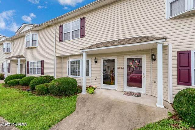 2124 Flagstone Court F3, Greenville, NC 27834 (MLS #100284200) :: Berkshire Hathaway HomeServices Prime Properties