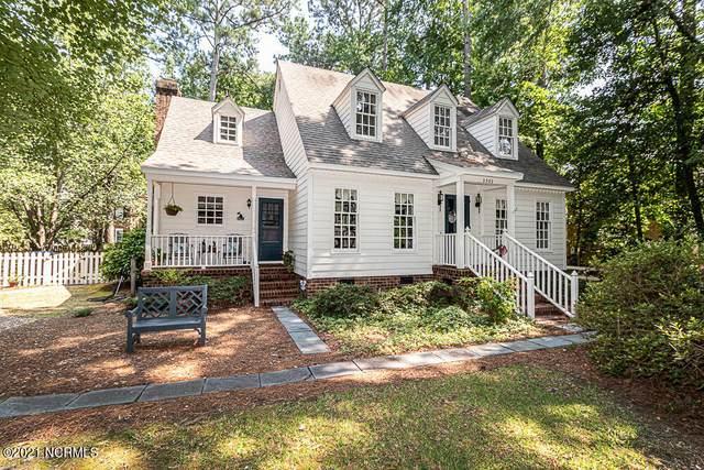 3503 Merrifield Road, Rocky Mount, NC 27804 (MLS #100284233) :: Berkshire Hathaway HomeServices Prime Properties