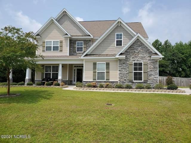 222 River Winding Road, Jacksonville, NC 28540 (MLS #100284238) :: RE/MAX Elite Realty Group