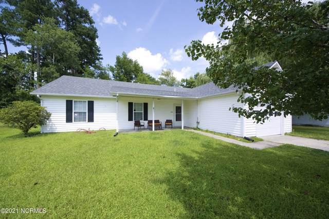 326 Little John Lane, Havelock, NC 28532 (MLS #100284253) :: Great Moves Realty