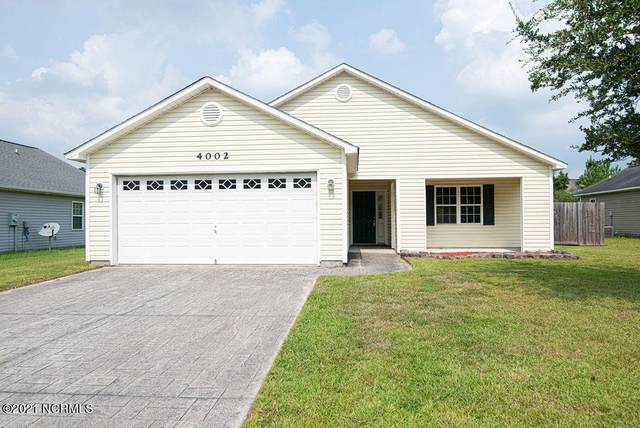 4002 W T. Whitehead Drive, Jacksonville, NC 28546 (MLS #100284283) :: RE/MAX Elite Realty Group