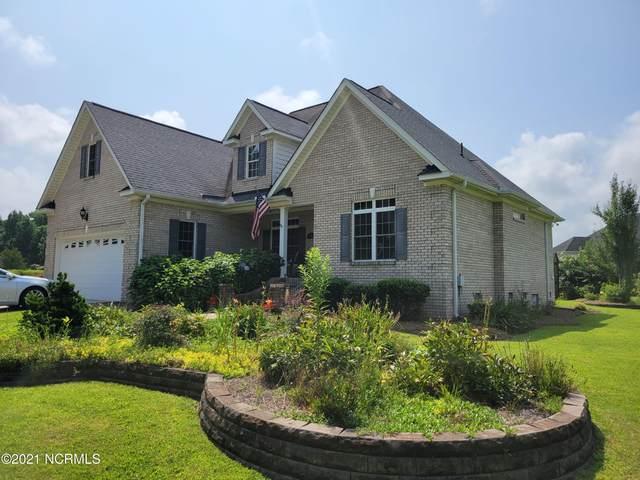 85 Hannah Drive, Chocowinity, NC 27817 (MLS #100284295) :: Berkshire Hathaway HomeServices Prime Properties