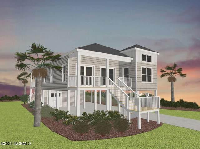 2807 E Oak Island Drive, Oak Island, NC 28465 (MLS #100284300) :: RE/MAX Essential