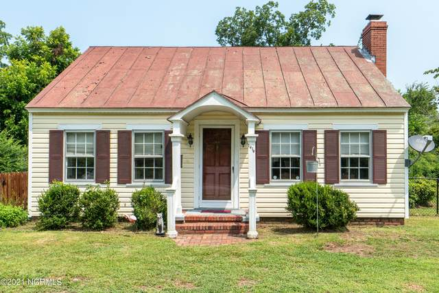 1414 Park Avenue, New Bern, NC 28560 (MLS #100284309) :: The Oceanaire Realty