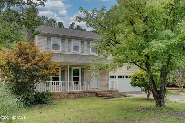 704 Mallard Crossing Drive, Wilmington, NC 28409 (MLS #100284314) :: Shapiro Real Estate Group