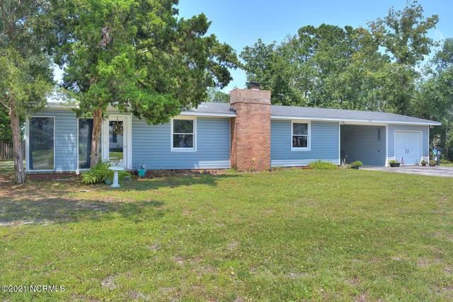 307 NE 49th Street, Oak Island, NC 28465 (MLS #100284361) :: Vance Young and Associates