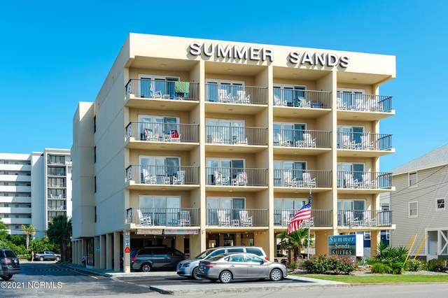 104 S Lumina Avenue #104, Wrightsville Beach, NC 28480 (MLS #100284365) :: David Cummings Real Estate Team