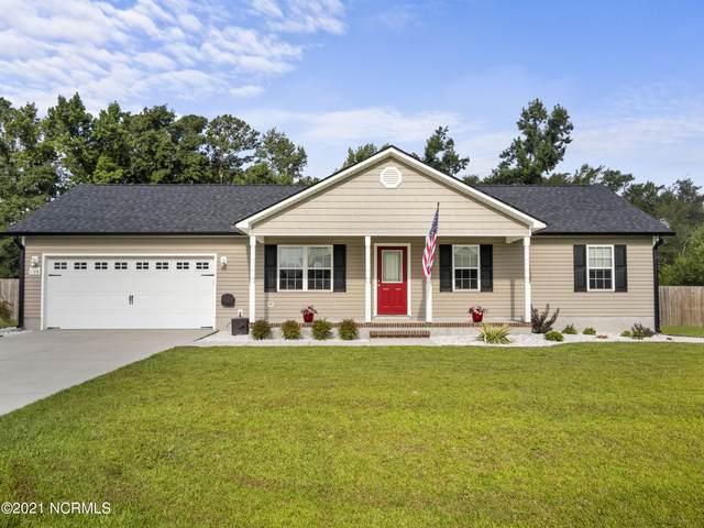108 Eagle Ridge Drive, Beulaville, NC 28518 (MLS #100284379) :: CENTURY 21 Sweyer & Associates