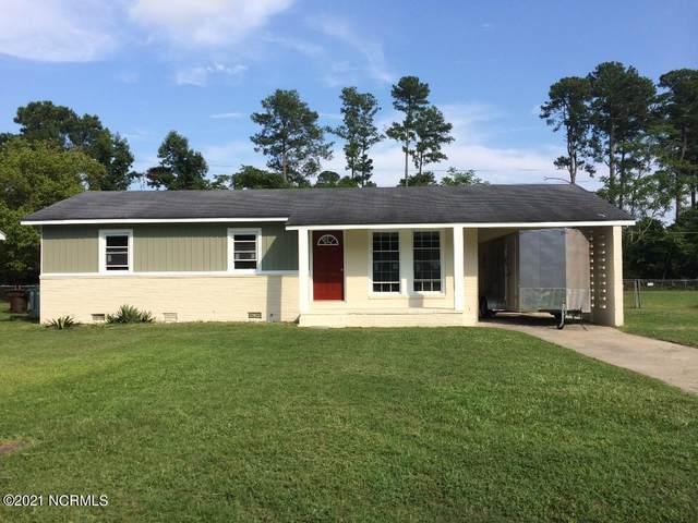 2512 Beechwood Drive, Tarboro, NC 27886 (MLS #100284403) :: Vance Young and Associates
