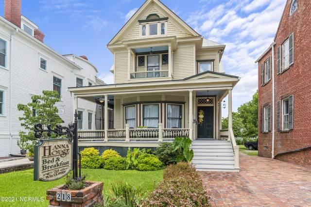 218 Pollock Street, New Bern, NC 28560 (MLS #100284422) :: Great Moves Realty