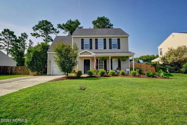 10023 Winding Branches Drive SE, Belville, NC 28451 (MLS #100284441) :: CENTURY 21 Sweyer & Associates
