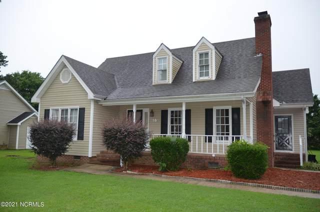 1103 Fairfield Road, Nashville, NC 27856 (MLS #100284474) :: CENTURY 21 Sweyer & Associates