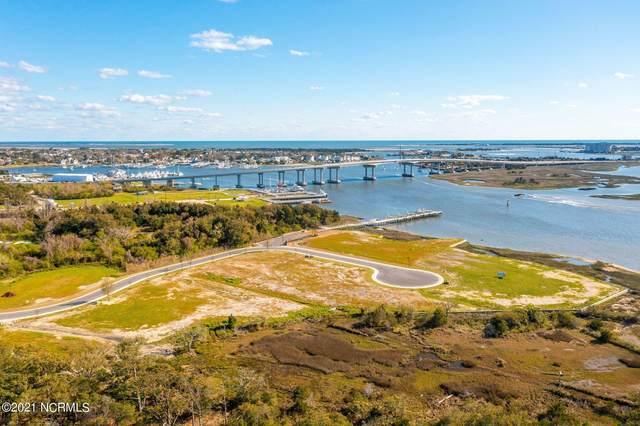 105 Gallants Point Road, Beaufort, NC 28516 (MLS #100284475) :: David Cummings Real Estate Team