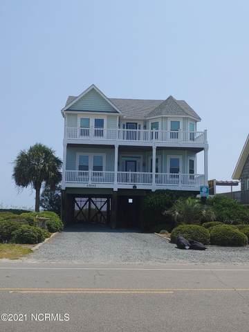 6309 W Beach Drive, Oak Island, NC 28465 (#100284586) :: Rachel Kendall Team