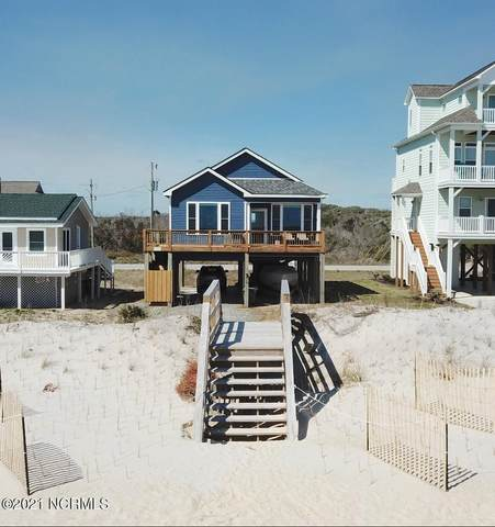 619 Ocean Drive, North Topsail Beach, NC 28460 (MLS #100284594) :: Great Moves Realty