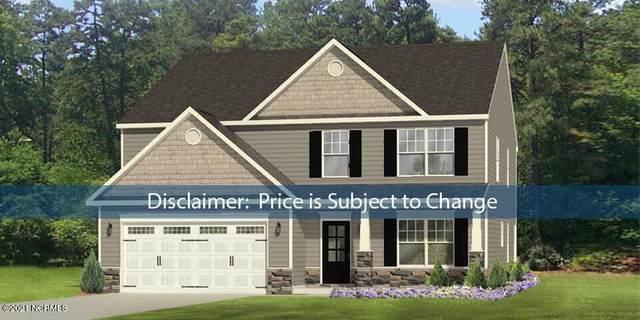 925 W W Arboria Drive, Hampstead, NC 28443 (MLS #100284596) :: Vance Young and Associates