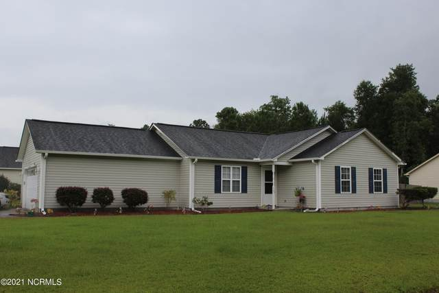169 Oakley Drive, New Bern, NC 28560 (MLS #100284600) :: Frost Real Estate Team