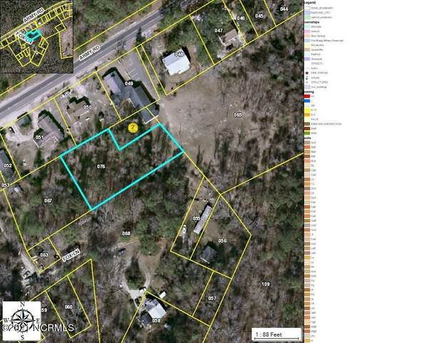 Off Army Road, Raeford, NC 28376 (MLS #100284654) :: Vance Young and Associates