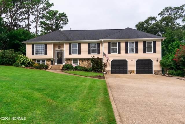 416 Robert E Lee Drive, Wilmington, NC 28412 (MLS #100284669) :: Vance Young and Associates