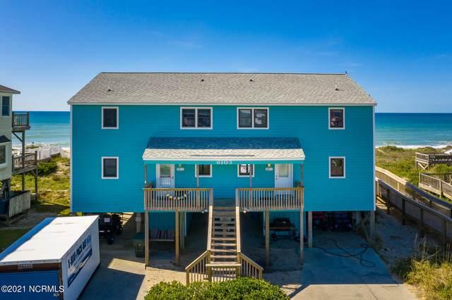 6103 Ocean Drive, Emerald Isle, NC 28594 (MLS #100284698) :: Vance Young and Associates