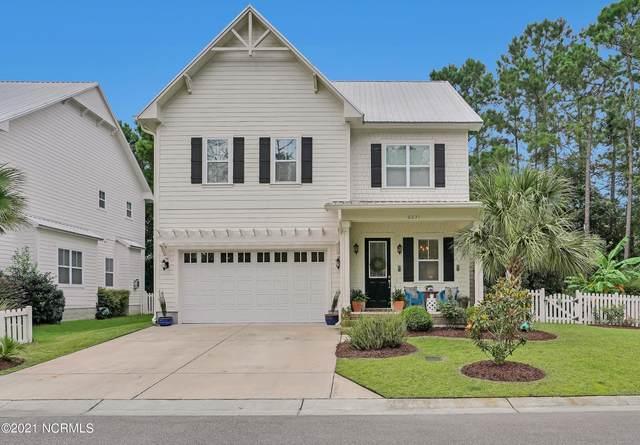 6031 Pine Laurel Drive, Wilmington, NC 28409 (MLS #100284729) :: CENTURY 21 Sweyer & Associates