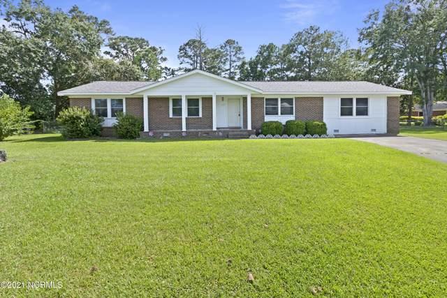 107 Stewart Court, Jacksonville, NC 28546 (MLS #100284737) :: Berkshire Hathaway HomeServices Prime Properties