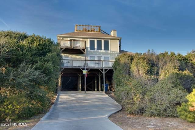 6806 Ocean Drive, Emerald Isle, NC 28594 (MLS #100284739) :: Courtney Carter Homes