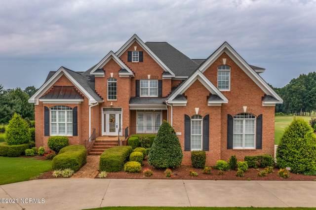 600 Golf View Drive, Greenville, NC 27834 (MLS #100284742) :: Coldwell Banker Sea Coast Advantage