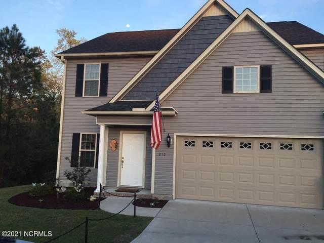 212 Sand Run Road, Havelock, NC 28532 (MLS #100284783) :: Courtney Carter Homes