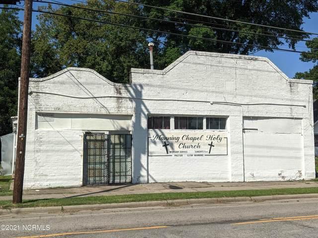 915 Nash Street E, Wilson, NC 27893 (MLS #100284794) :: Lynda Haraway Group Real Estate