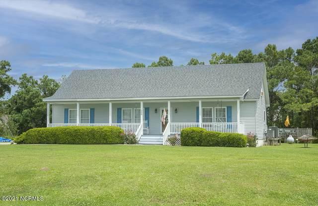 305 Heron Court, Beaufort, NC 28516 (MLS #100284818) :: Frost Real Estate Team