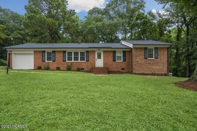 200 Greenbriar Drive, Greenville, NC 27834 (MLS #100284826) :: Barefoot-Chandler & Associates LLC