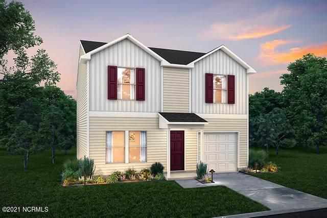 2204 Cotton Drive, Tarboro, NC 27886 (MLS #100284862) :: Berkshire Hathaway HomeServices Hometown, REALTORS®