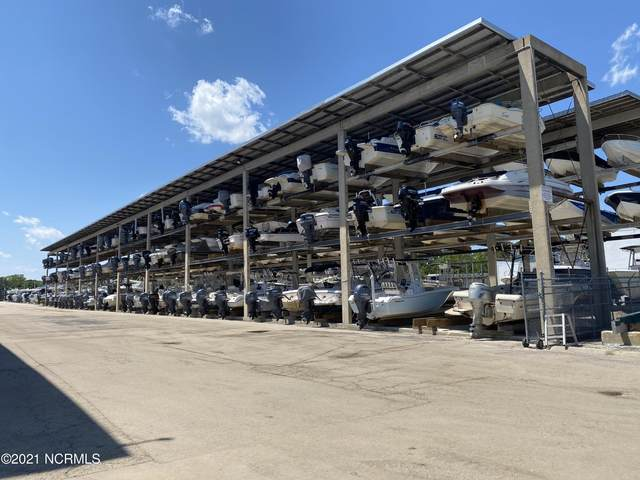 801 Paoli Court 30' Dry Slip E-, Wilmington, NC 28409 (MLS #100284956) :: Berkshire Hathaway HomeServices Prime Properties