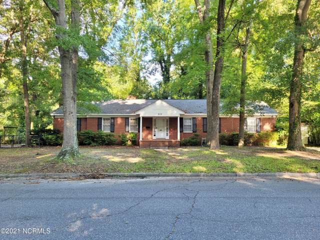 802 Forest Hill Circle, Greenville, NC 27858 (MLS #100284965) :: Lynda Haraway Group Real Estate
