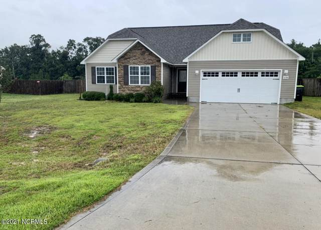 608 Parsley Drive, Hubert, NC 28539 (MLS #100285033) :: Frost Real Estate Team