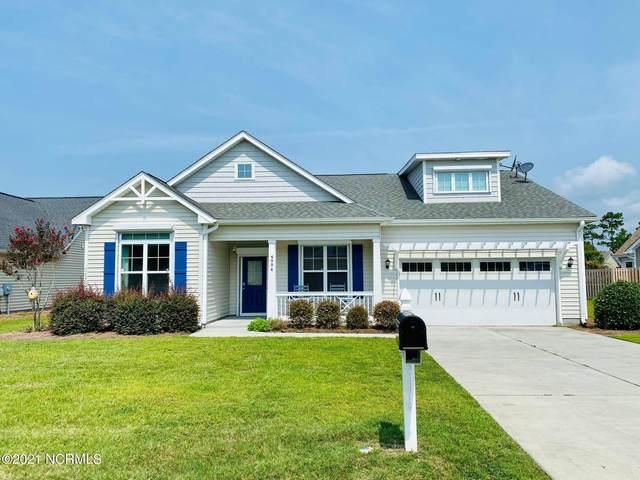 4994 Alamance Drive, Southport, NC 28461 (MLS #100285098) :: Shapiro Real Estate Group