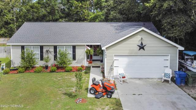 143 Bayshore Drive, Sneads Ferry, NC 28460 (MLS #100285102) :: The Legacy Team