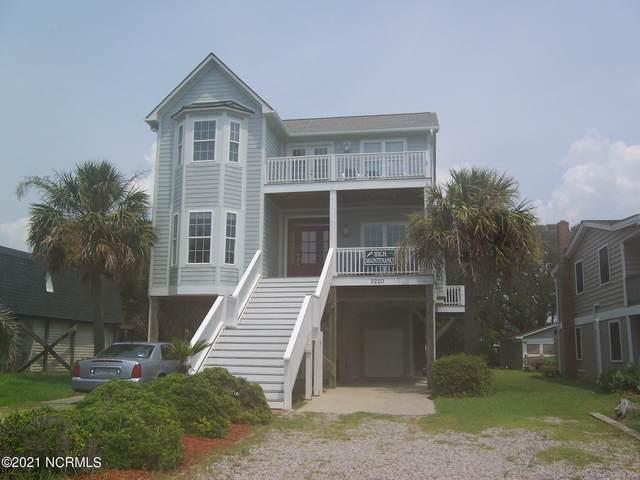 2220 E Dolphin Drive, Oak Island, NC 28465 (MLS #100285119) :: Lynda Haraway Group Real Estate