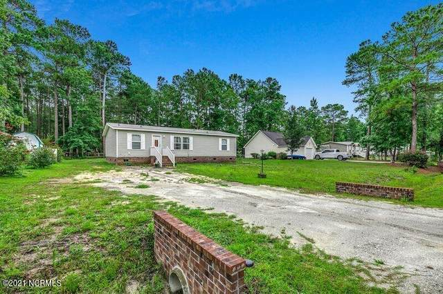 214 Ocean Forest Drive NW, Calabash, NC 28467 (MLS #100285120) :: RE/MAX Essential