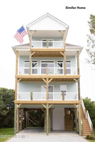 1006 N New River Drive #2, Surf City, NC 28445 (MLS #100285176) :: David Cummings Real Estate Team