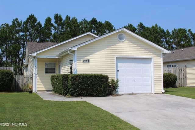 222 Bridgeton Court, Wilmington, NC 28411 (MLS #100285249) :: Frost Real Estate Team